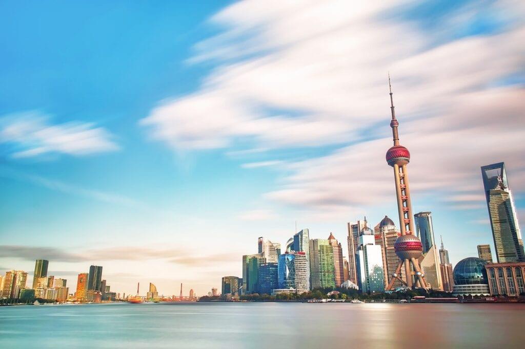 shanghai- teach English in china