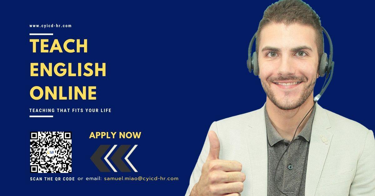 Teaching English Online – China 2020