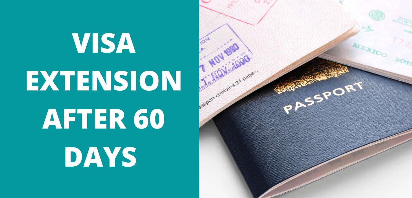 Chinese Visa Extension 60 Days - Covid-19