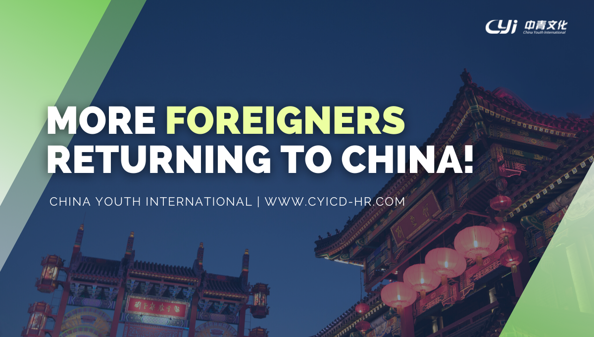 More Foreigners Returning to China From Italy