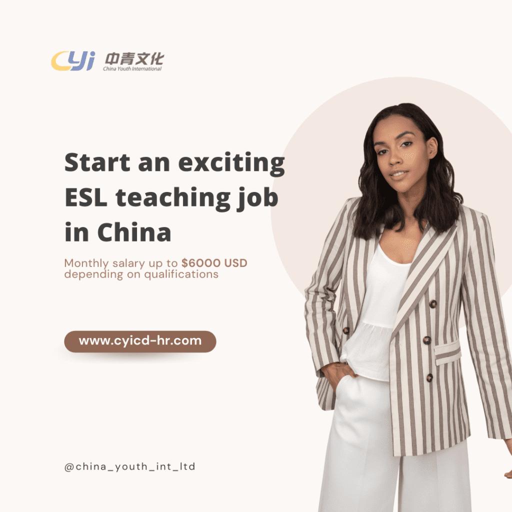 Teaching in China Teachers