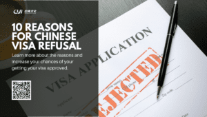 Reasons that may cause your Chinese visa to be rejected